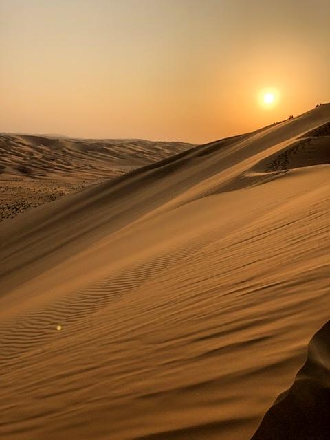 Wüste Düne