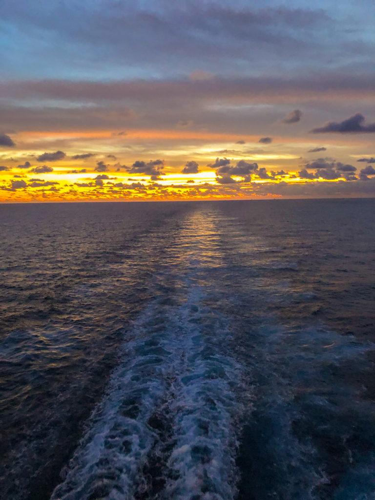 Sunset Kreuzfahrt Karibikkreuzfahrt