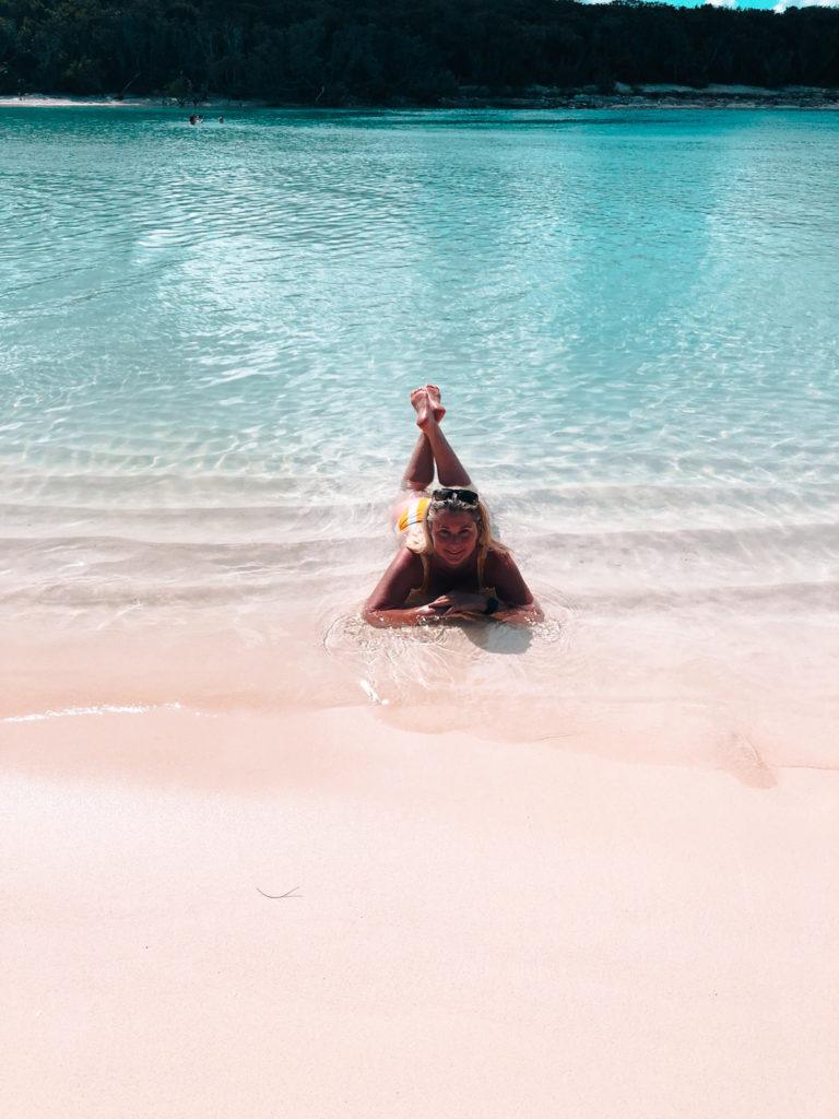 Beach Bahamas KaribikKaribikkreuzfahrt