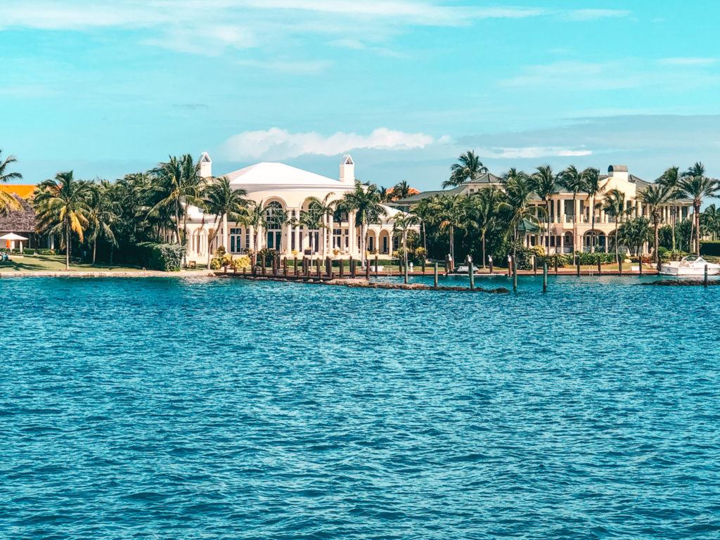 Bahamas Paradiese Island Karibikkreuzfahrt
