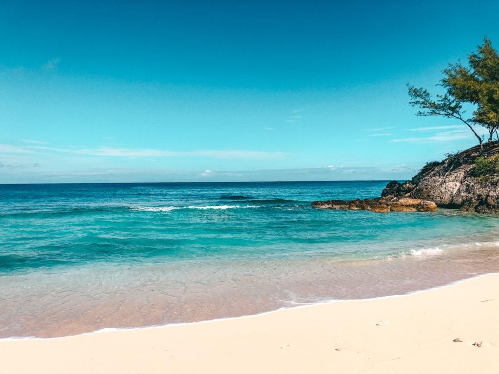 Bahamas Beach Karibikkreuzfahrt