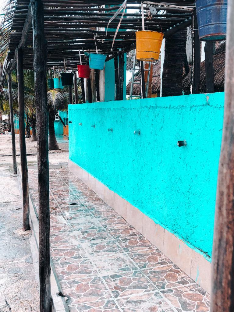 Mexico Shower
