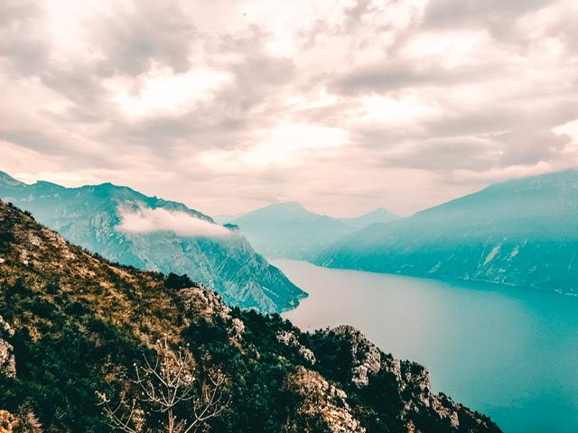 Gardasee Monte Bestone
