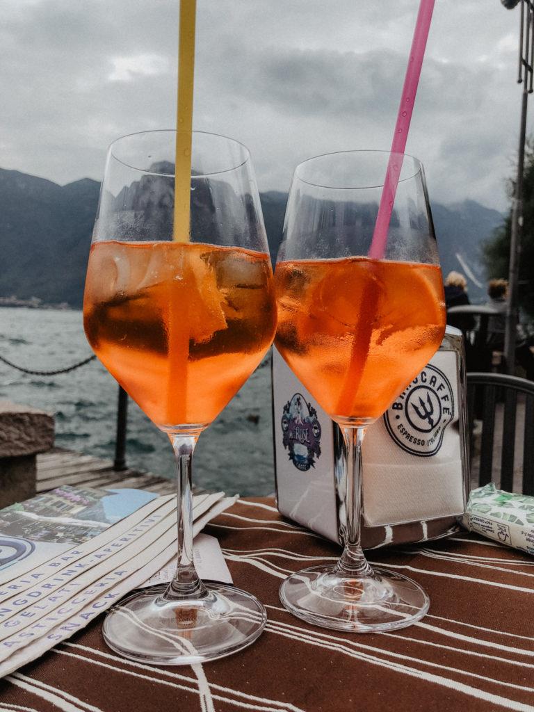 Spritz Gardasee Limone