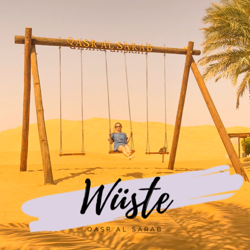 Faszination Wüste – Abu Dhabi