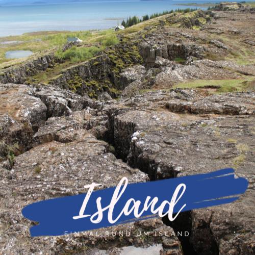 Island – Einmal rund um Island