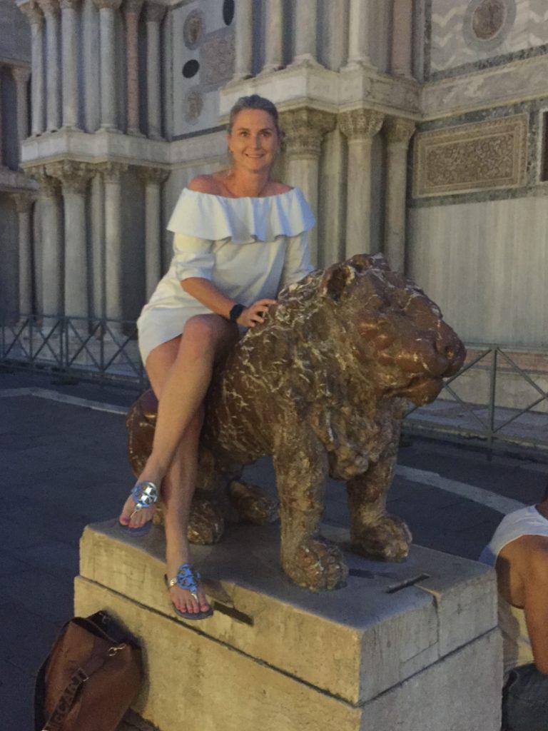 Löwe Venedig